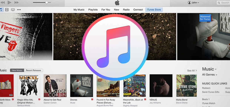 Вышел iTunes 12.4. Новый дизайн и простое управление