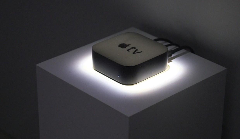 В новой Apple TV установят мощный микрофон и динамик для Siri