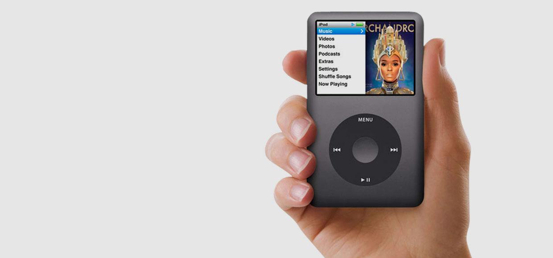 Зачем я ношу в рюкзаке старенький iPod Classic. 5 необычных причин