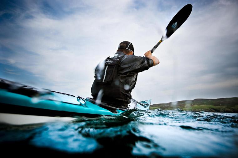 Isle of Mann Sea Kayaking