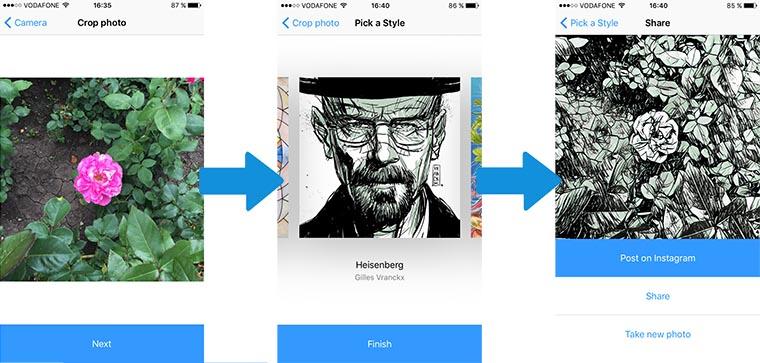 скачать приложение для фотографий - фото 3