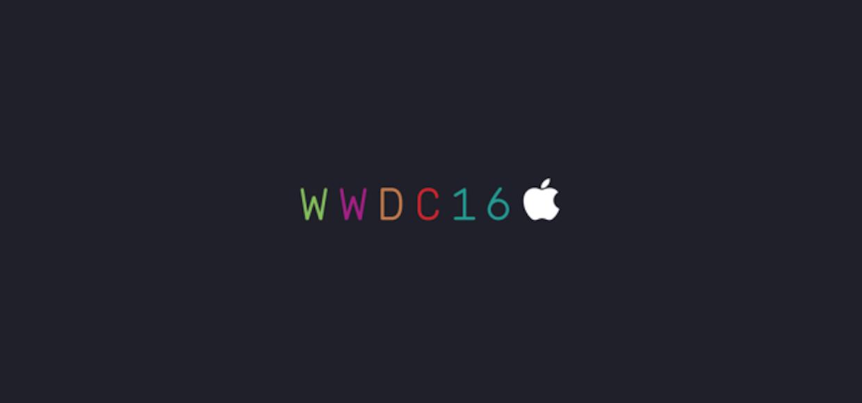 Ждем на WWDC 2016: 13 июня в 20:00