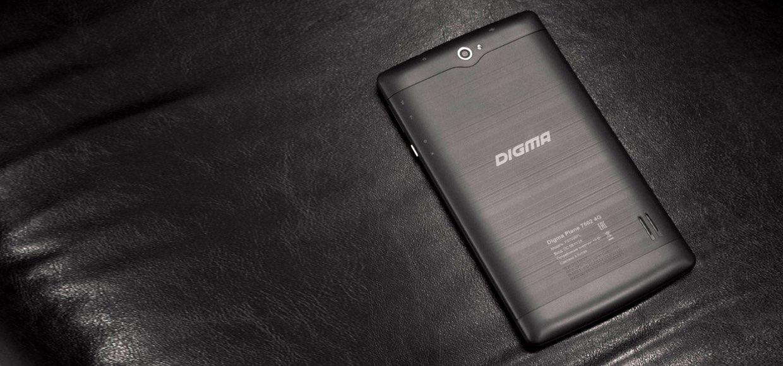 Обзор планшета Digma. Android, который стоит меньше 6 тыс. рублей
