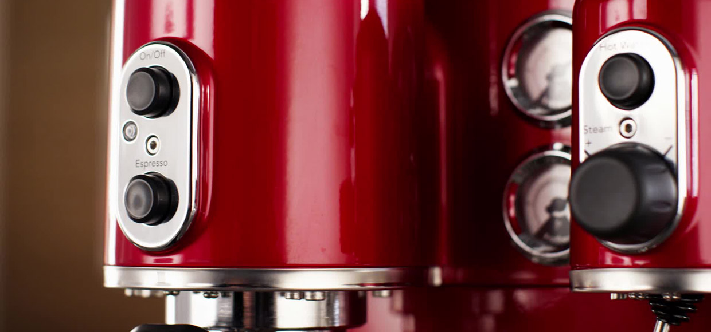 Это обзор кофеварки KitchenAid Artisan Pro Line. Бери и беги