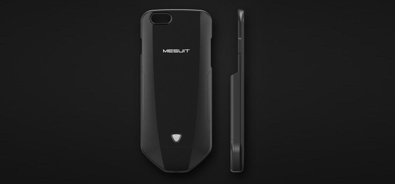 Чехол Mesuite позволяет запускать Android на iPhone