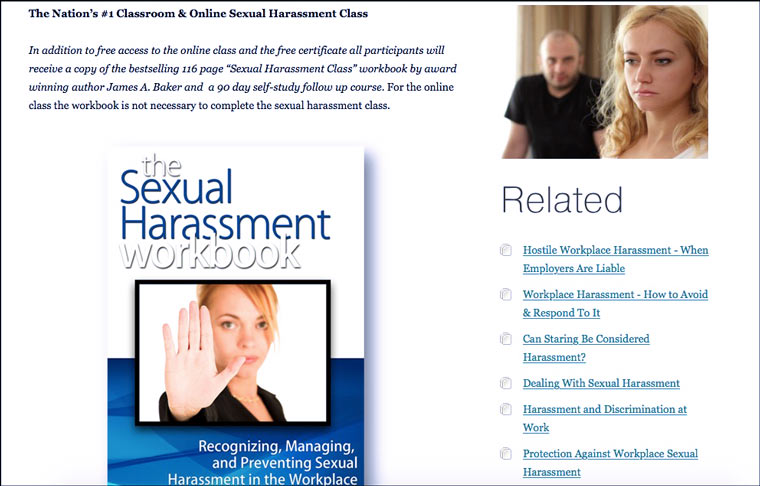 harassment_book