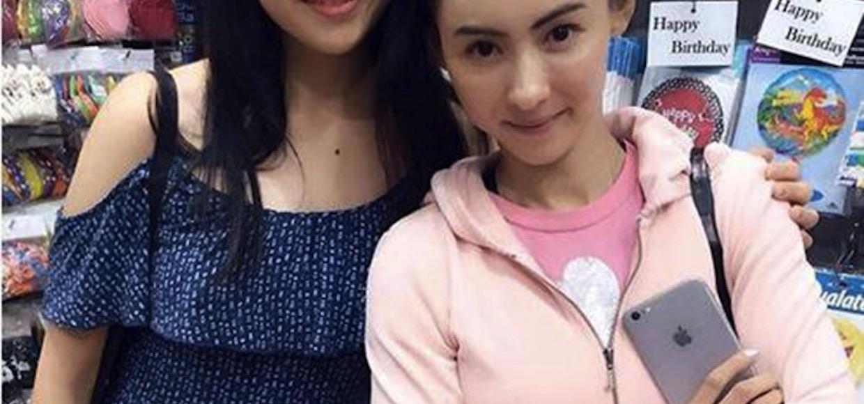 Гонконгская актриса уже фотографируется с iPhone 7