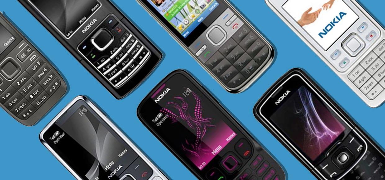10 стильных Nokia из прошлого на AliExpress
