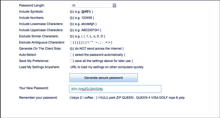 password_generation