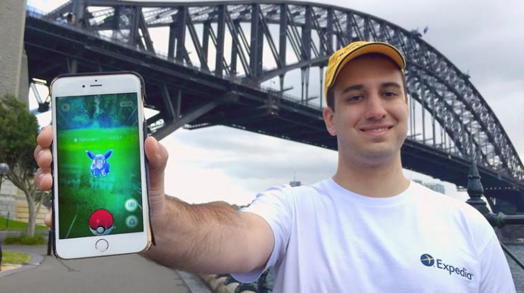 Житель Нью-Йорка совершил кругосветное путешествие ради ловли покемонов