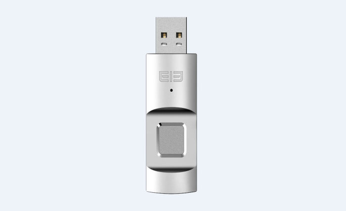 Elephone U-Disk. Крутая флешка со сканером отпечатков пальцев