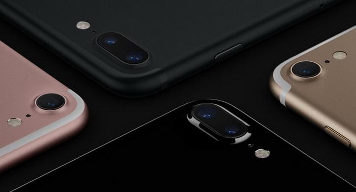 Камера iPhone 7 признана одной из лучших в индустрии