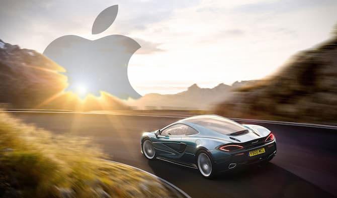Apple хочет купить McLaren за 1,9 млрд долларов