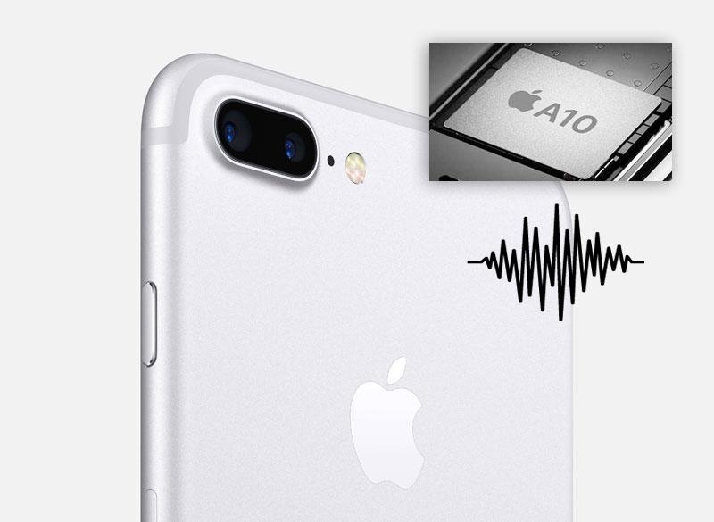 iPhone 7 и iPhone 7 Plus шипят при нагрузке. Звучит опасно