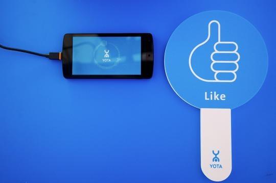 Yota запустила безлимитный интернет для планшетов. Полностью