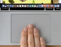 В macOS пропало перетаскивание (выделение) тремя пальцами с помощью трекпада