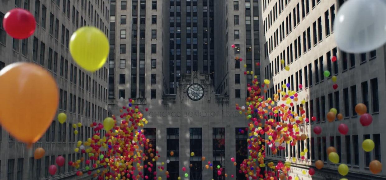 Еще одна воздушная реклама от Apple в поддержку iMessage