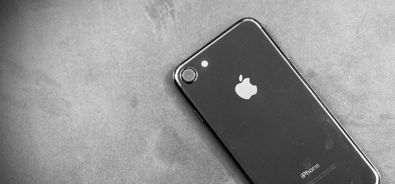 У нас iPhone 7 Jet Black. Почему нельзя покупать чёрный оникс