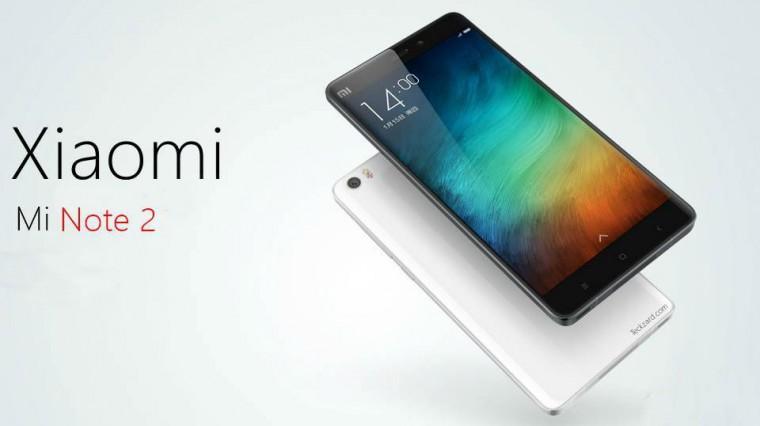 Xiaomi Mi Note 2 с изогнутым экраном представят 14 сентября bd2a7fd08f4