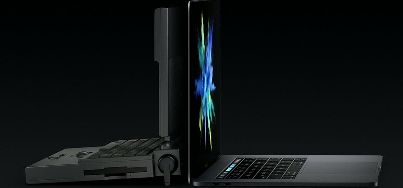 Революционный MacBook Pro 2016: тоньше, легче и с двумя дисплеями