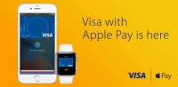 Apple Pay будет поддерживать карты Visa в России