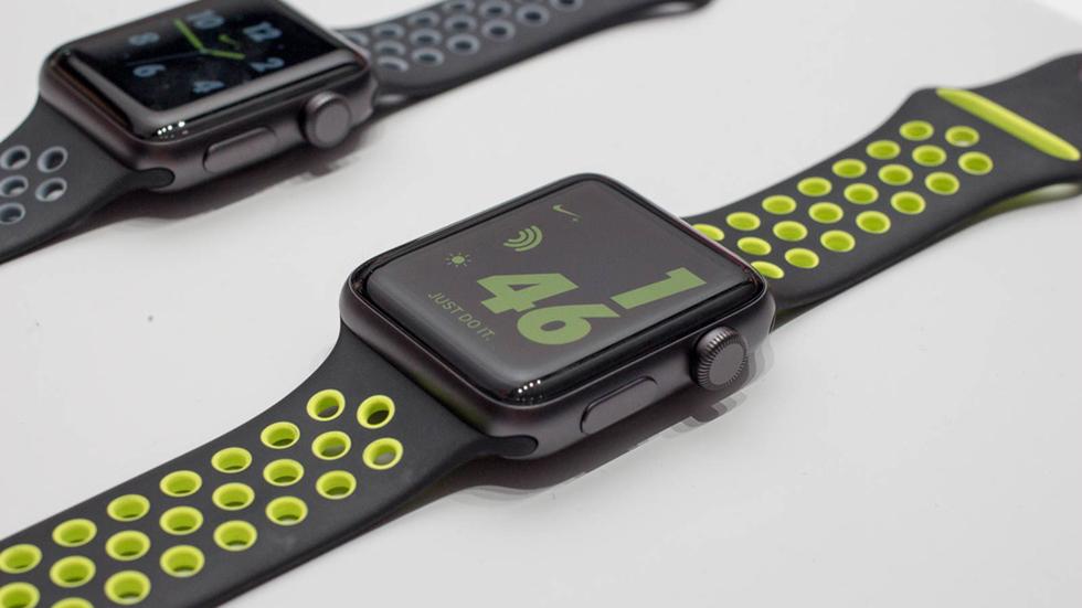 Apple Watch Nike + поступят в продажу 28 октября