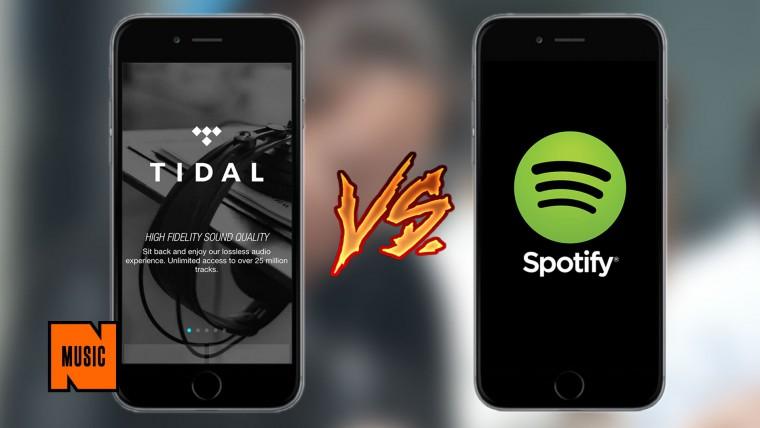 Как пользоваться Spotify и Tidal в России