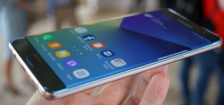 За возврат Galaxy Note7 Samsung подарит сертификат на $100