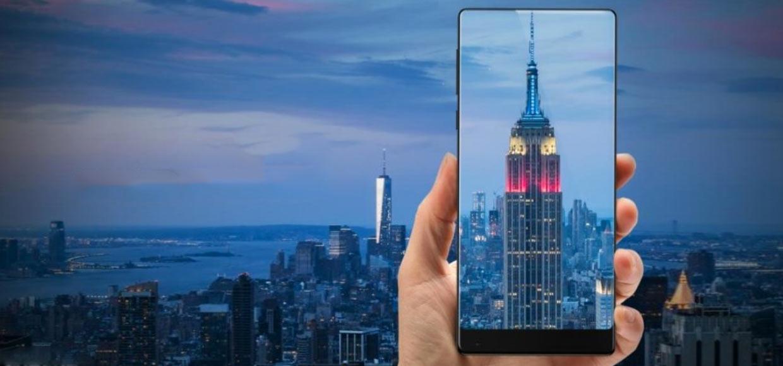 Xiaomi представила Mi Note 2 и безрамочный Mix. Гореть не будут