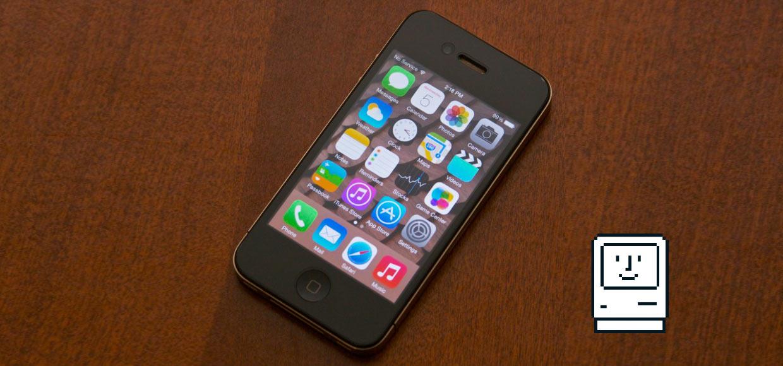 31 октября iPhone 4 и MacBook Air 2010 станут историей