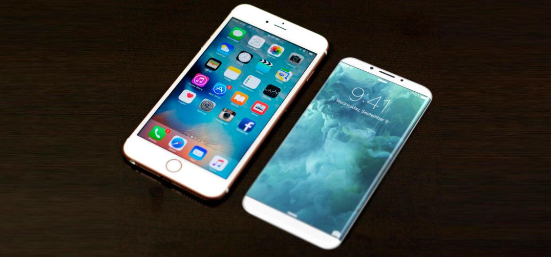 В следующем году Apple представит три стеклянных iPhone 8
