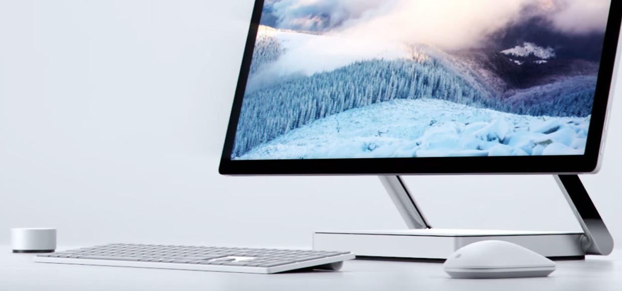Какая боль – Surface Studio vs Apple iMac: 5-0