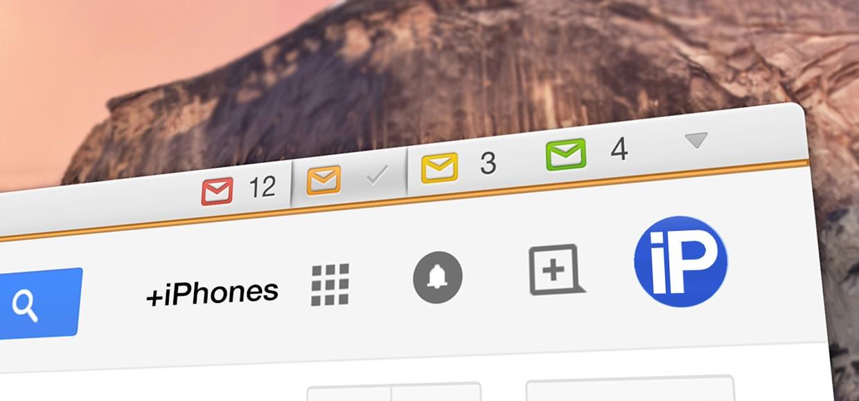 Нашли лучший почтовый клиент для Gmail на Mac