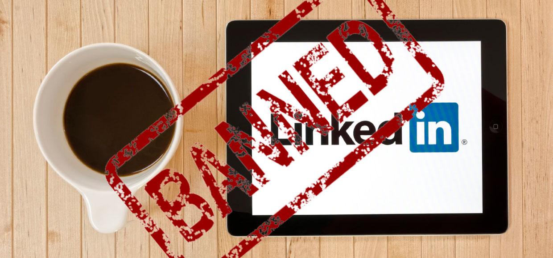 Роскомнадзор заблокировал социальную сеть LinkedIn в России