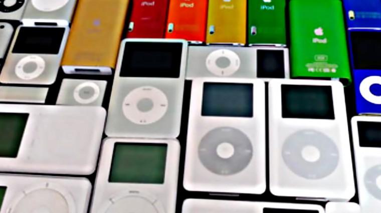 Копируем музыку с одного iPod на другой