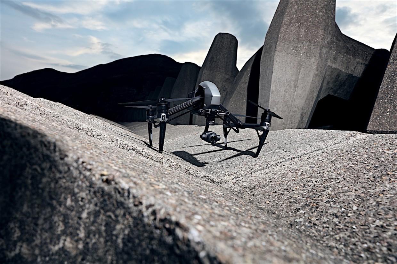 DJI представила дроны Phantom 4 Pro и Inspire 2