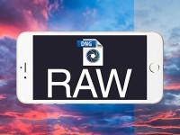Как снимать в формате RAW на iPhone? Как передавать такие снимки с iPhone?