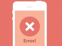 Как исправить ошибку при обновлении iPhone?