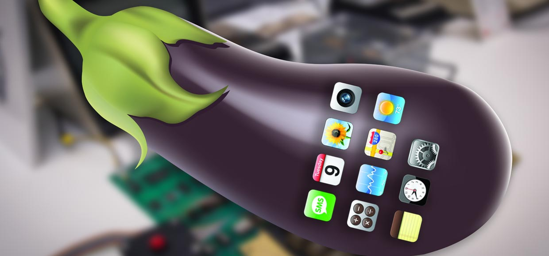 Первый iPhone инженеры создавали под видом «баклажана»