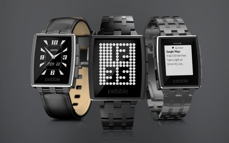 Fitbit согласилась о закупке Pebble за34-40 млн. долларов?