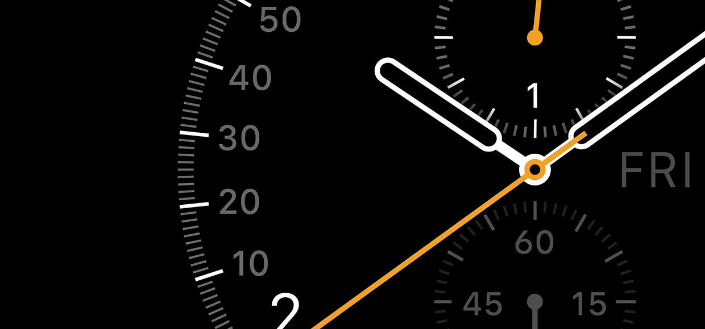Apple работает над круглыми Apple Watch