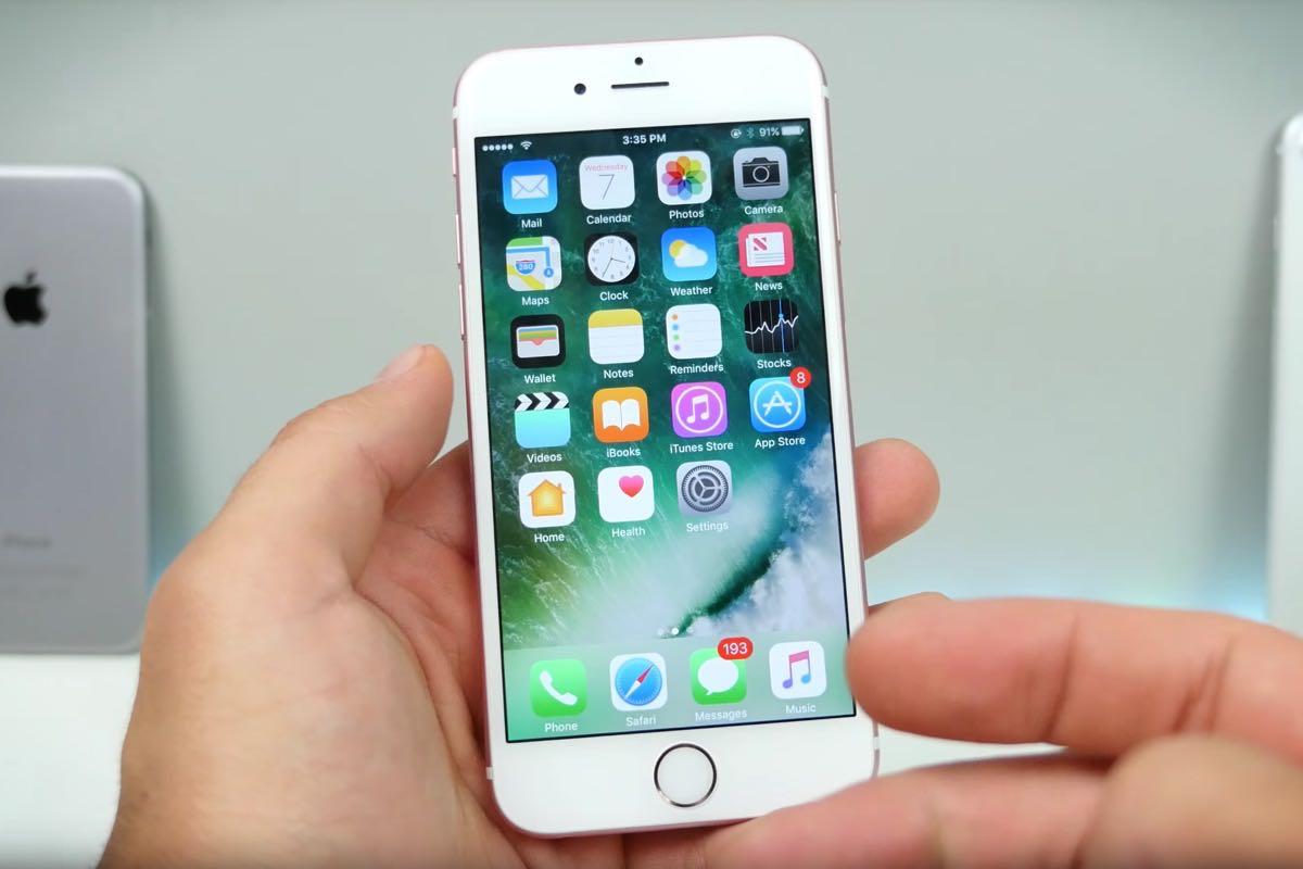 Внезапно. Apple выпустила iOS 10.2 beta 5 для всех