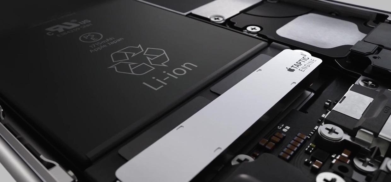 Apple попробует «перепрошить» батарею в проблемных iPhone 6s
