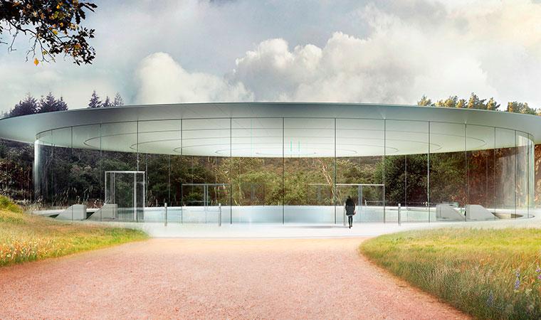 Появились первые фотографии Apple Campus 2 изнутри (много фото)