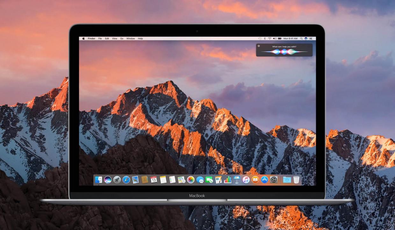 Apple выпустила macOS Sierra 10.12.2. Что нового