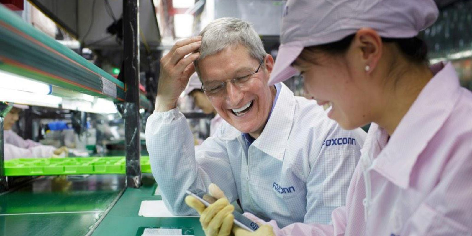 foxconn apple Foxconn, formally known as hon hai precision industry co ltd (2317tw), said in a foxconn has another small operation in pennsylvania foxconn, a major supplier to apple inc (aaplo) for its.
