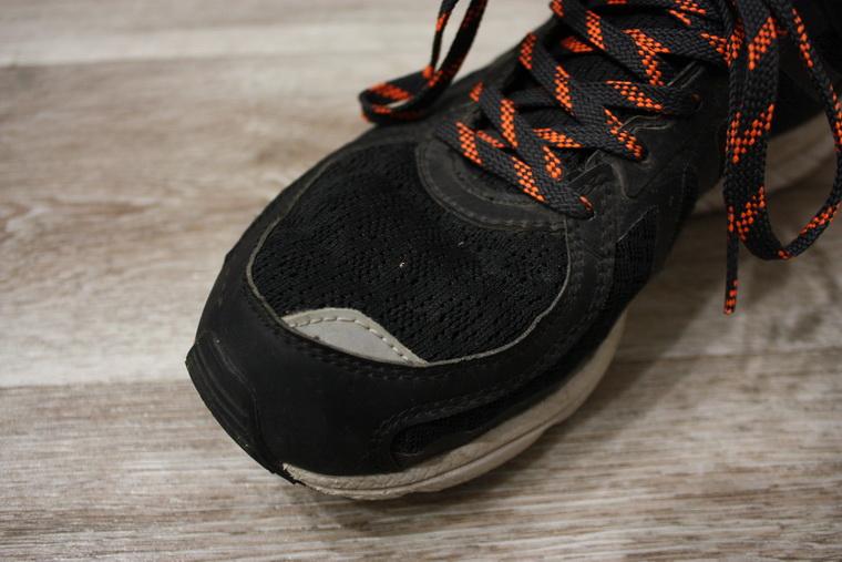 c66395bd Я носил кроссовки Li-Ning (Xiaomi) ровно год. Вот, что от них осталось