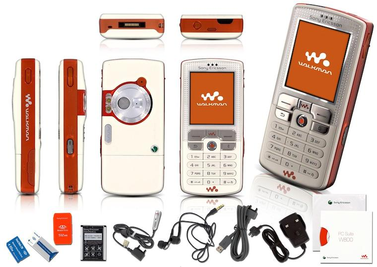 Sony ericsson w800 driver download