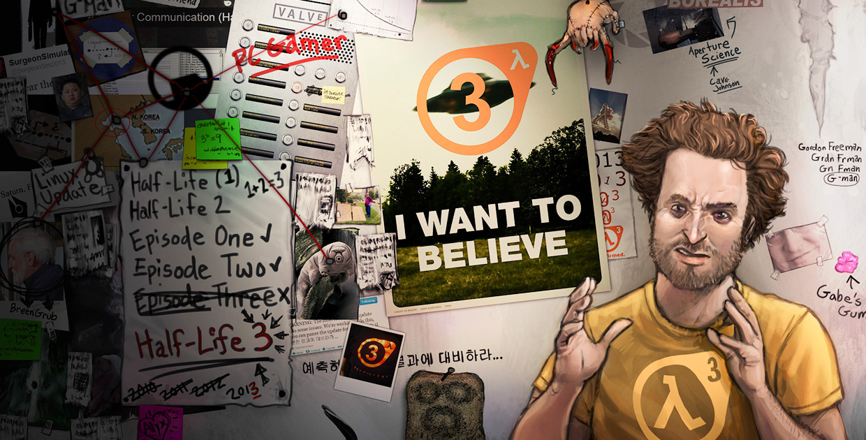 Half-Life 3 не будет. Смиритесь