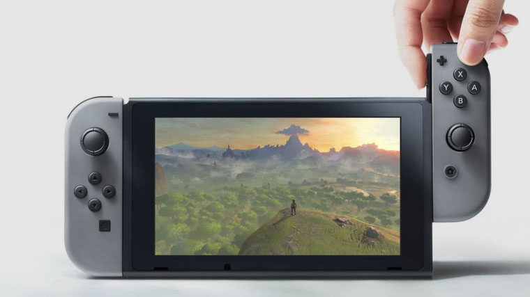Объявлена дата выхода и русская цена Nintendo Switch